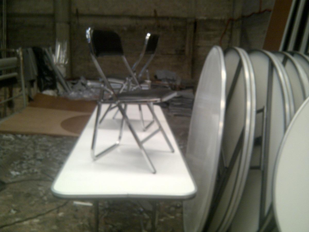 Sillas y tablones y mesas para fiestas soy fabricante for Sillas para eventos