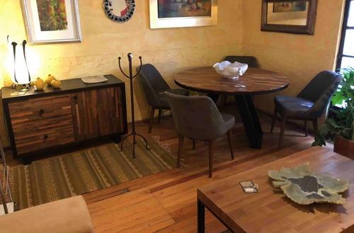 silla/sillón para comedor o sala de madera poplar