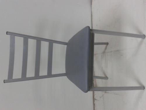 sillas,taburete alto dehierro para barra desayunador tachira