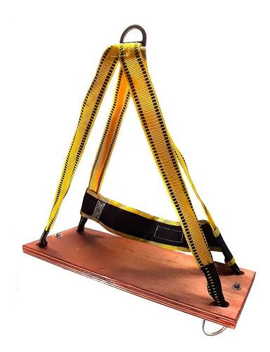 silleta seguridad pintor limpia vidrio trabajo en altura bralt