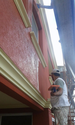 silletero pintor / trabajo de pintura en gral.