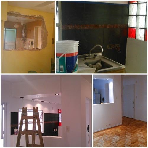 silletero profesional pintor/ gasista matriculado/ montajes