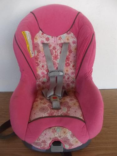 sillita car seat niñas de 2 a 4 años graco  portabebe #a974