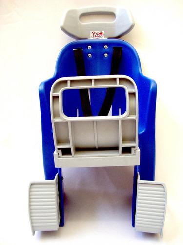 sillita para niño silla para bicicleta varios colores oferta
