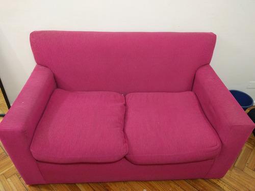 sillón 2 cuerpos