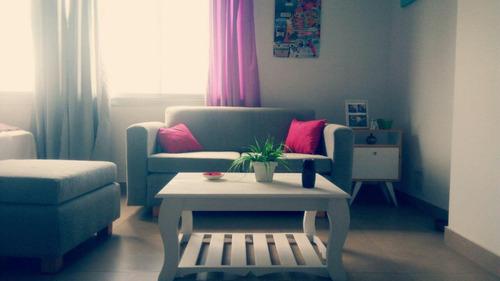 sillón 2 cuerpos placa soft + puff camastro + 2 almohadones