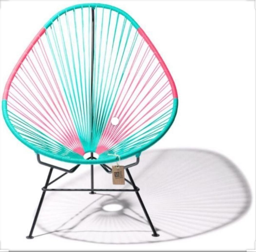 sillon acapulco por unidad - sillas sillones