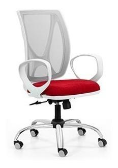 sillón alma profesional oficina cromado mec a-syncro kromo-s