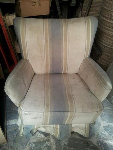 sillon americano usado.butacon antiguo.sillon a reciclar