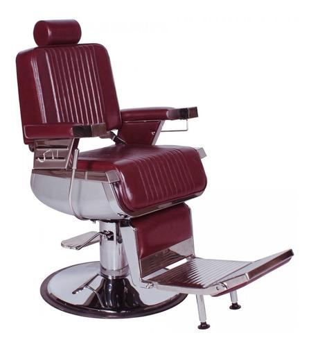 sillon barberia exclusivo vintage spl como los de antes