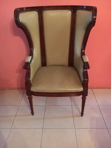 sillón berger antiguo