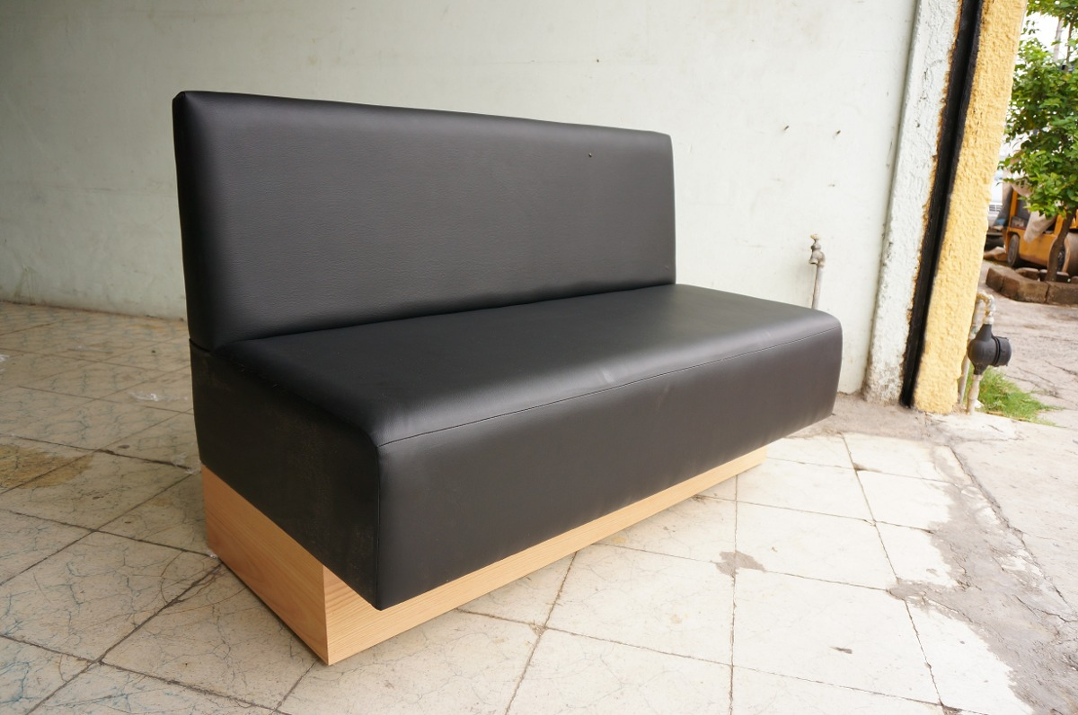 sillon booth para restaurante bar cafetera diseo muebles