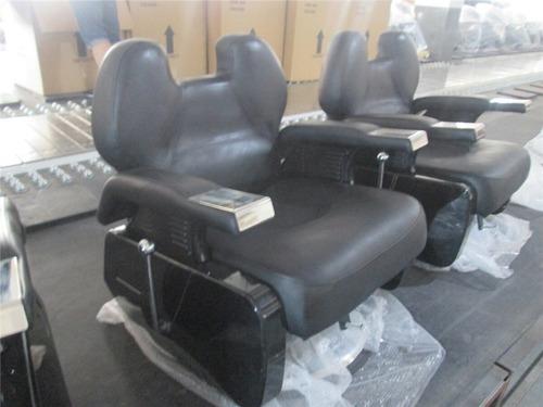 sillón butaca hidráulica profesional peluquería barbero