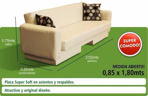 sillón cama de 1 plaza