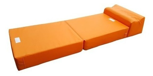 sillón cama rebel espuma 24kg 190x65 jmc