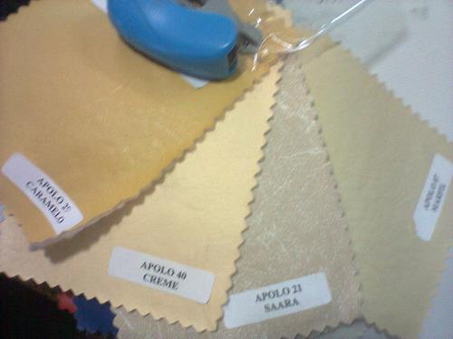 sillon canasto con frente madera tapizado en ecocuer