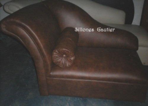 sillon chaise-longue de un cuerpo