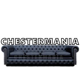 Sillon Chester Sofa Chesterfield 4 Cuerpos Armado Artesanal