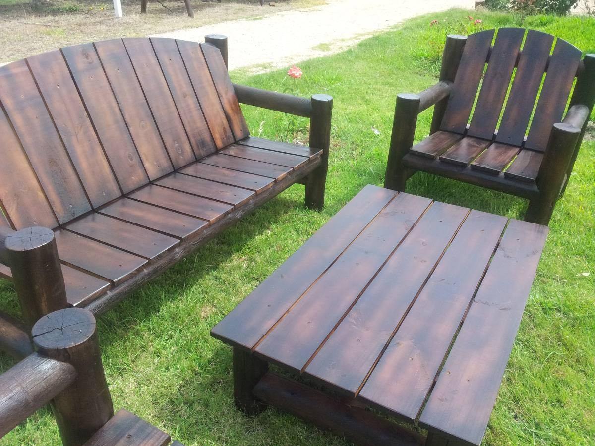 Sillon chico jardin barbacoas modelos varios for Sillon jardin madera