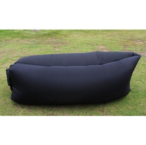 Sillon colchon cama inflable lamzac puff playa envio - Sillon puff cama ...