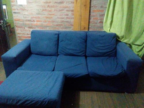 sillon con chaise longue usado