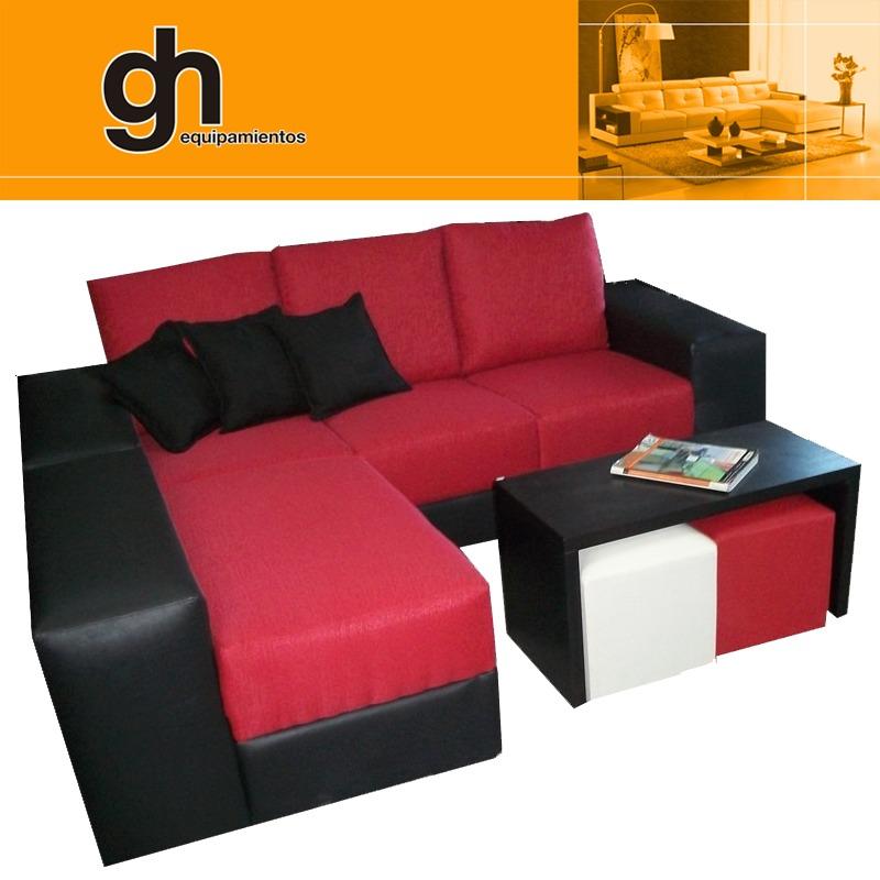 Sillon con isla formando cheis long sofa minimalista gh for Sillones para oficina modernos