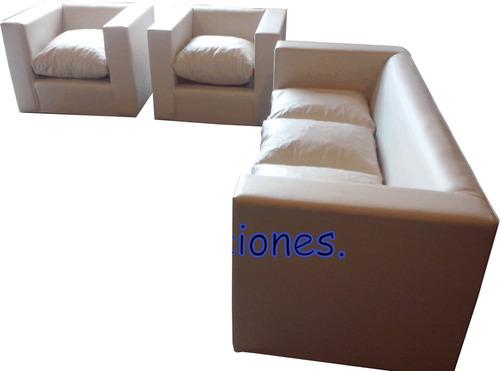 sillon cubo 3 cuerpos+ 2 de 1 cuerpo, oferta!!!