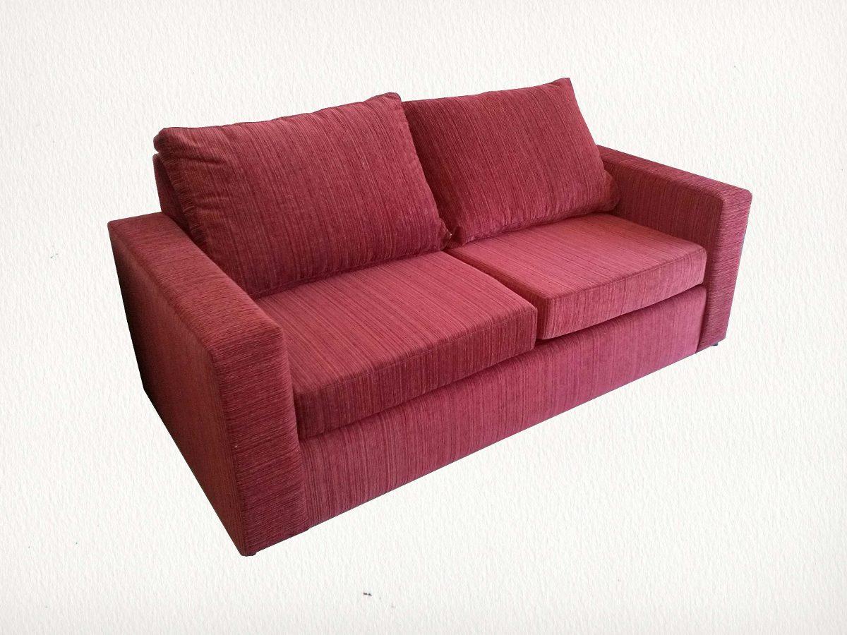 Sillon 2 Cuerpos 180cm Tapizado Tela Muebles Valentin 9 600  # Muebles Tapizados En Tela