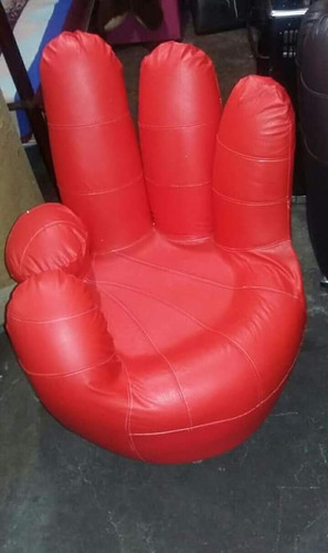 sillón de mano