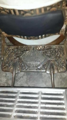 sillón de peluquero