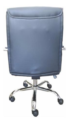 sillon de recepcion pc oficina giratorio delfos d. strada