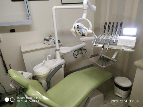 sillón dental detes ts 6830poco uso