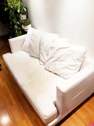 sillon dos cuerpos premium - diseño maria casanova