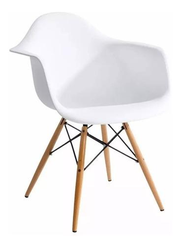sillon eames silla diseño eames base de madera baires 4