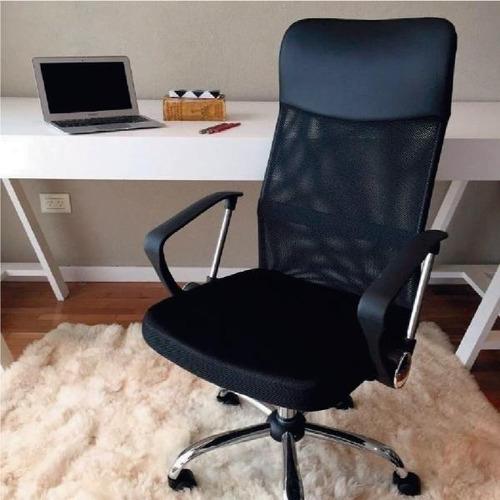 sillon ejecutivo respaldo alto ergonomico gerencial premium