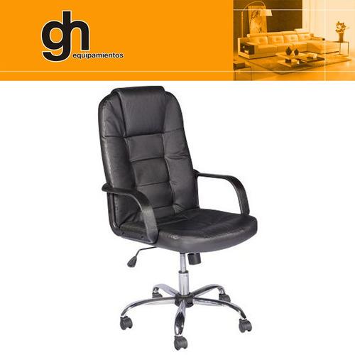 sillón ejecutivo, silla oficina de secretaria, escritorio pc