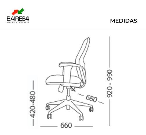 sillón ergonómico citiz  homeoffice
