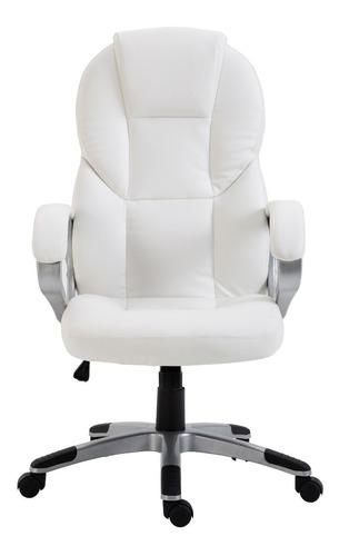 sillon escritorio executive blanco envio gratis