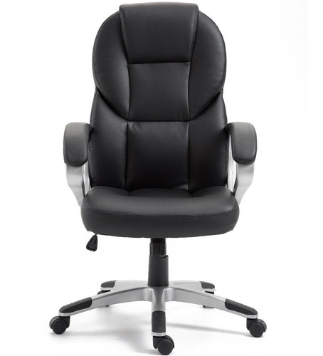 sillon escritorio executive negro envio gratis