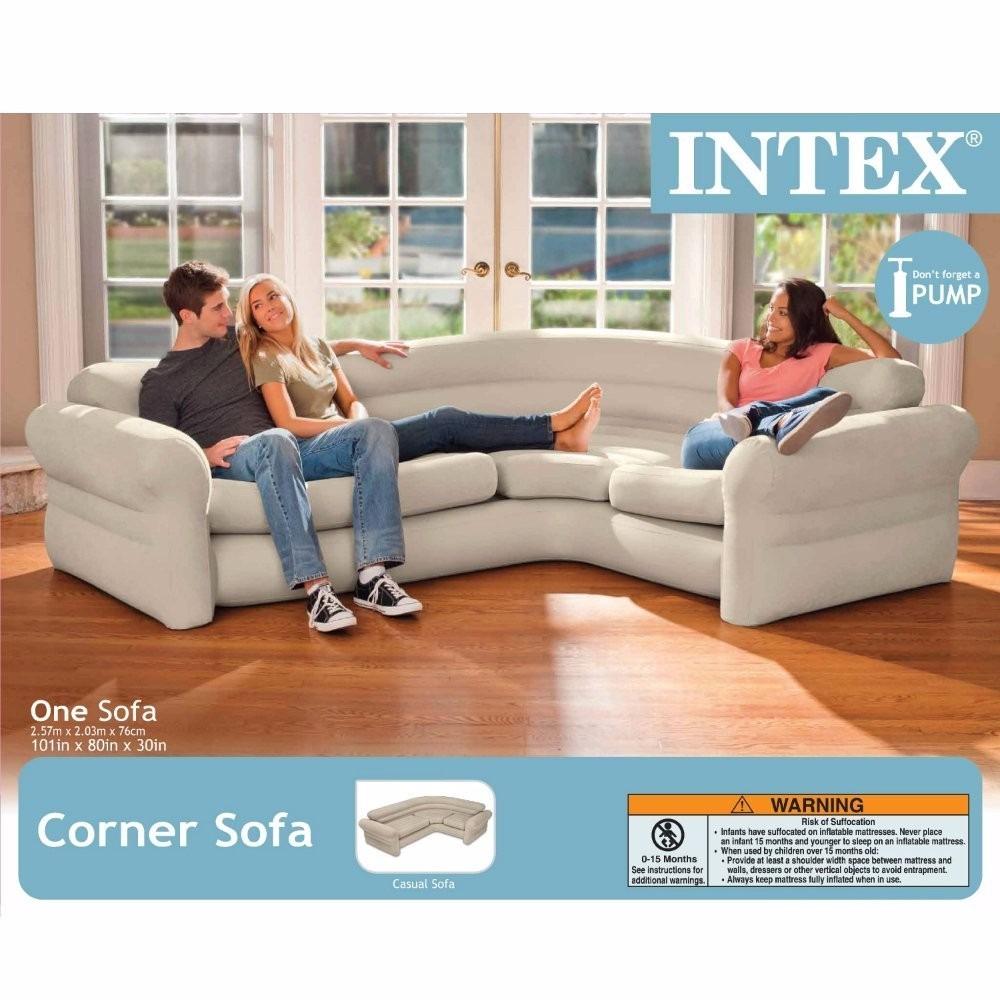 Sillon Esquinero Inflable Intex 3 599 00 En Mercado Libre