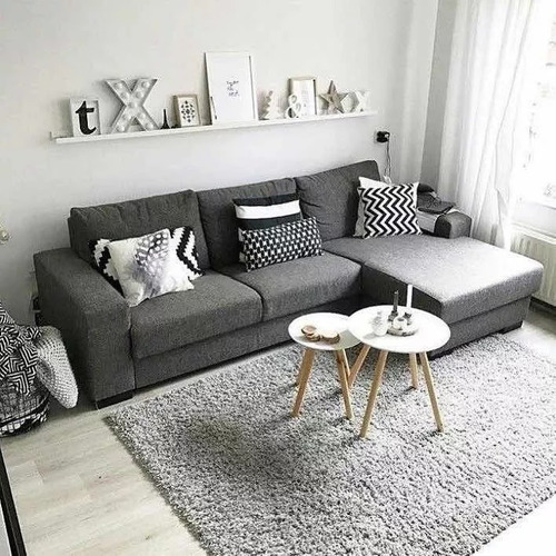 sillon esquinero rinconero placa soft sofa living chenille