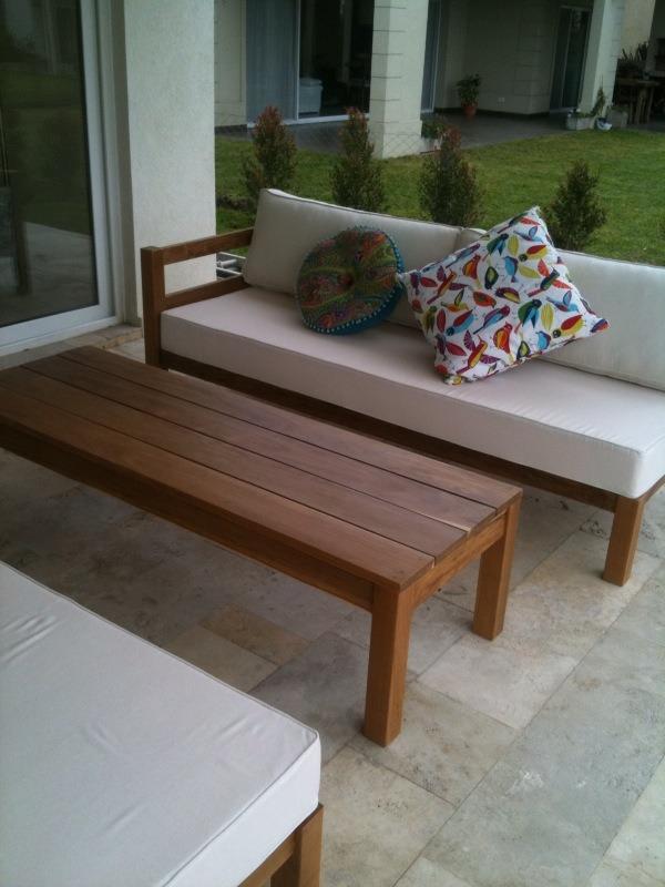 silln exterior muebles