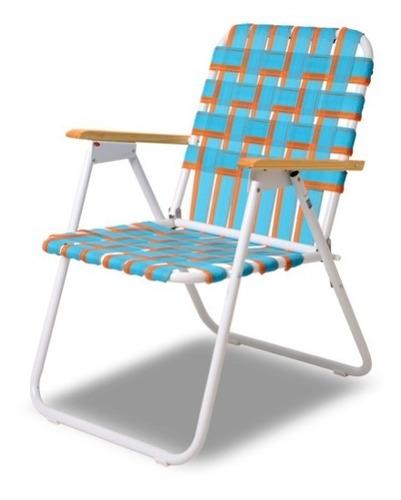 sillón fijo de caño solcito