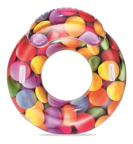 sillon flotatante candy - bestway