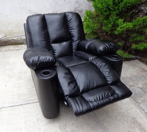 sillón franz mecedora reclinable recamara envío inmediato