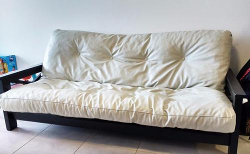 sillon futon cuatro cuerpos