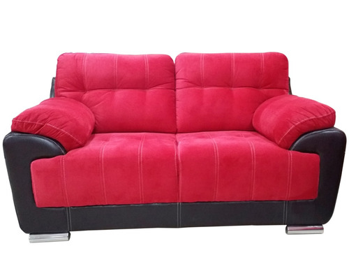 sillón galaxy 2 plazas varios tapizados y colores sala salas