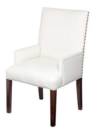 sillón galia con tachas