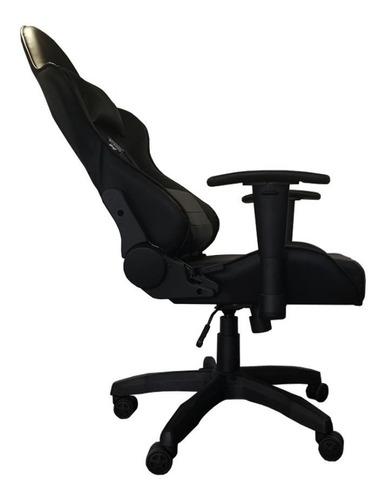 sillón gamer pro racing black edition