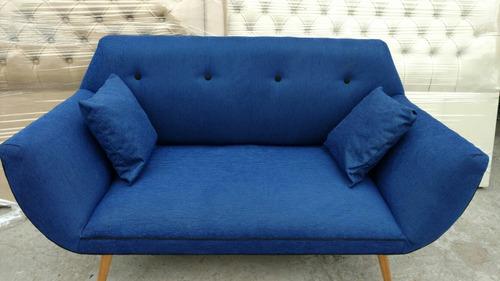 sillón góndola retro vintage 2 cuerpos